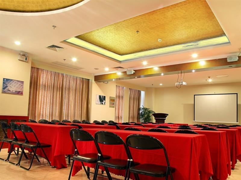 Conferences Greentree Inn Heifei Jinding Plaza Business Hotel