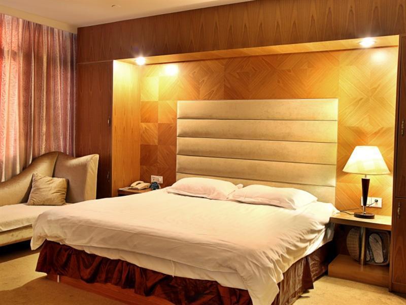 Room Greentree Inn Heifei Jinding Plaza Business Hotel