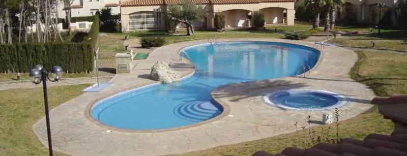 Pool Casas Adosadas En Zona Miami