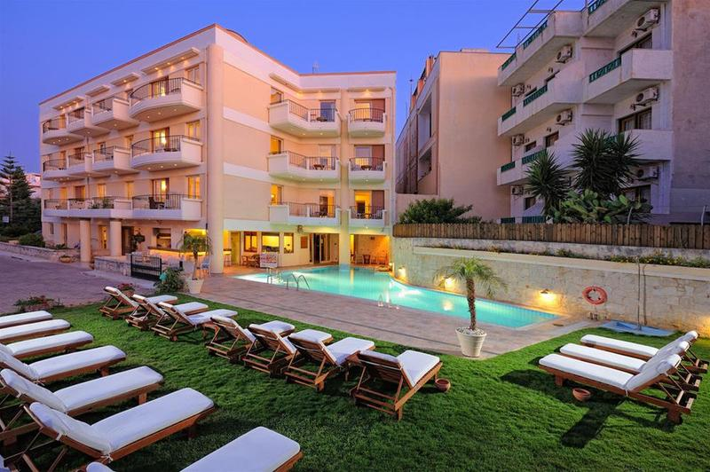 General view Lefteris Apartments