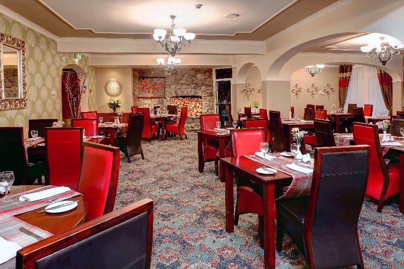 Restaurant Best Western Heronston Hotel & Spa