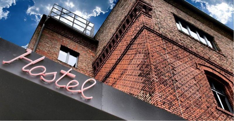General view Pfefferbett Hostel