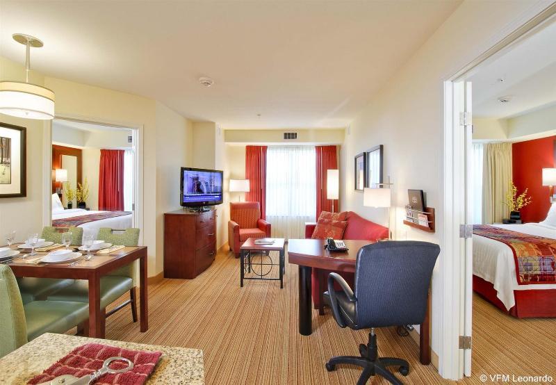 General view Residence Inn By Marriott Colchester
