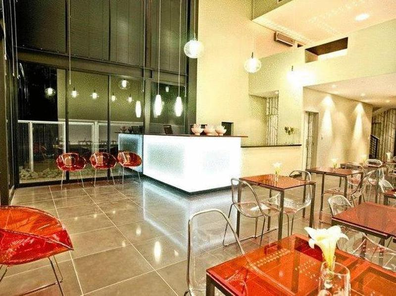 Lobby Aha Bloemfontein Hotel