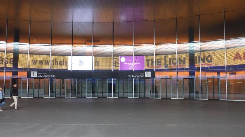 General view Easyhotel Basel