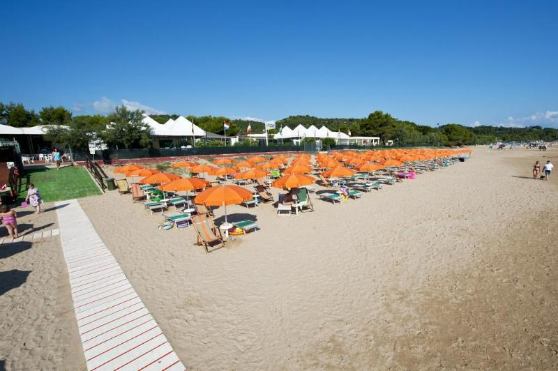 General view Camping Village Spiaggia Lunga