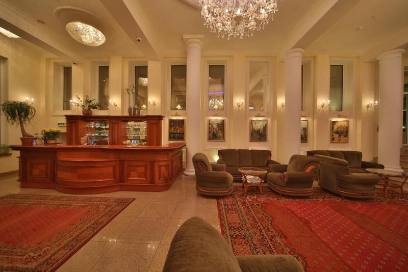 General view Hotel Polaris