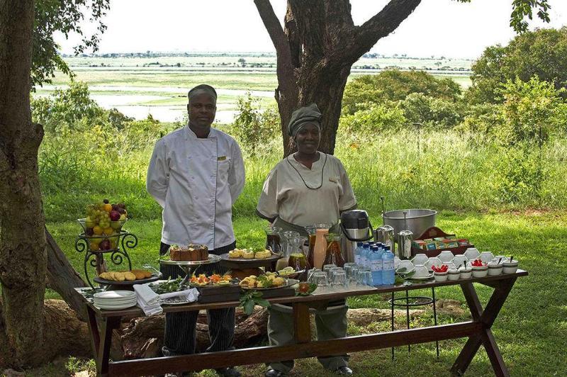 General view Chobe Chilwero