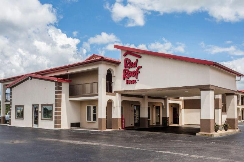 General view Red Roof Inn Bowling Green