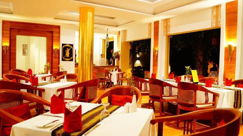 Foto del Hotel Areindmar del viaje birmania verdaderamente barato