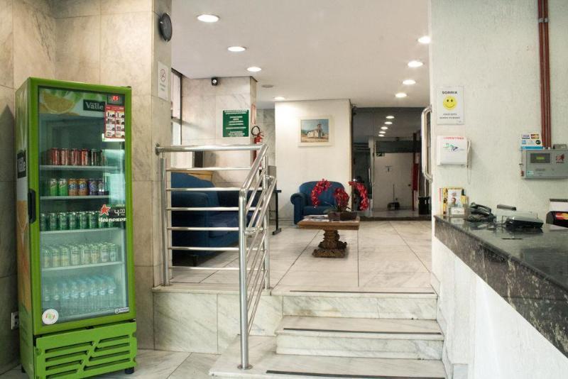 Hotel Rio Jordao - Hotel - 3