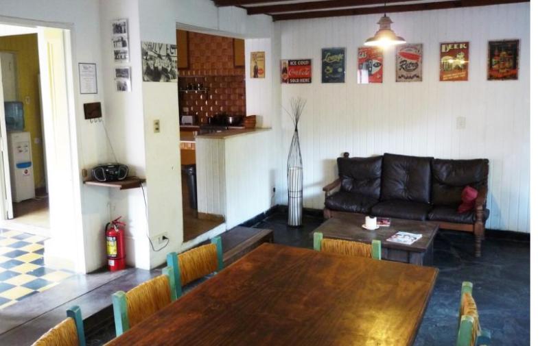 Lobby Areco Hostel