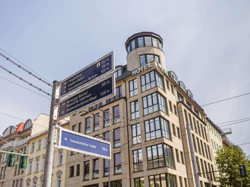 General view Hotel Berlin Mitte By Campanile