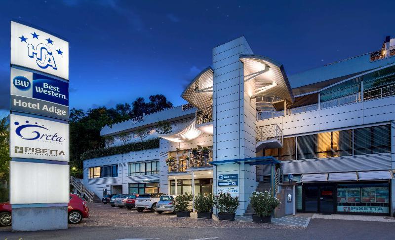 General view Best Western Hotel Adige
