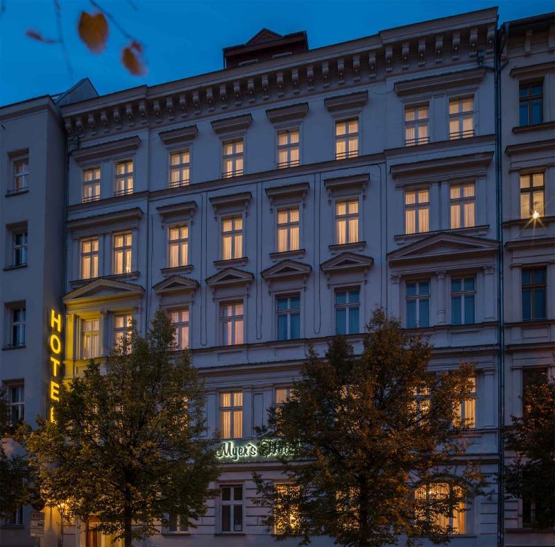 Precise Myer s Berlin - Hotel - 6