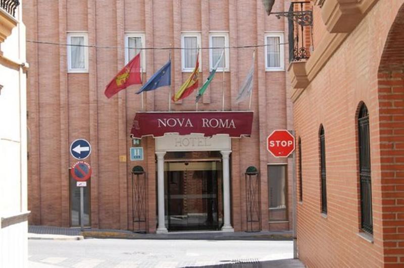 General view Nova Roma