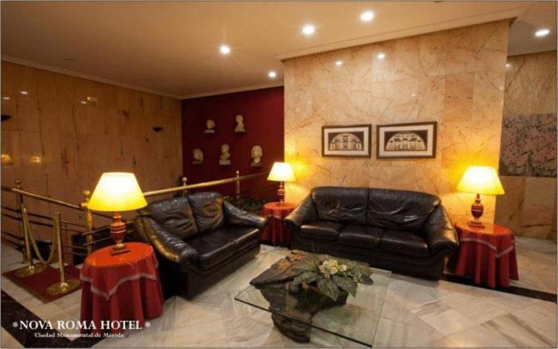 Lobby Nova Roma