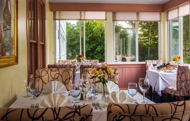 General view The Queen Anne Inn & Resort