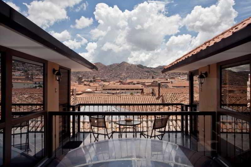 Palace Hotel - Terrace - 3