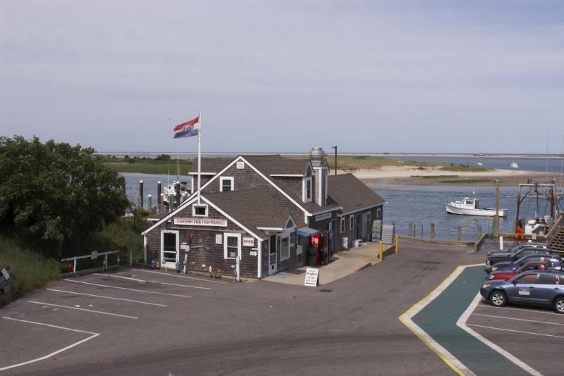 General view Old Harbor Inn