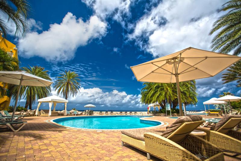 Pool The Royal Sea Aquarium Resort