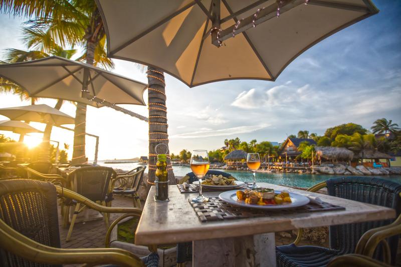 Restaurant The Royal Sea Aquarium Resort