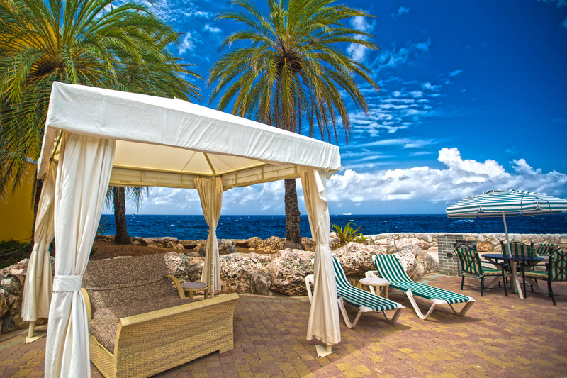 Terrace The Royal Sea Aquarium Resort