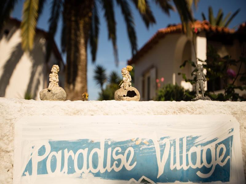 Lobby Paradise Village