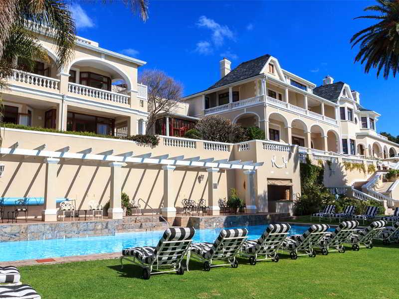 Pool Ellerman House