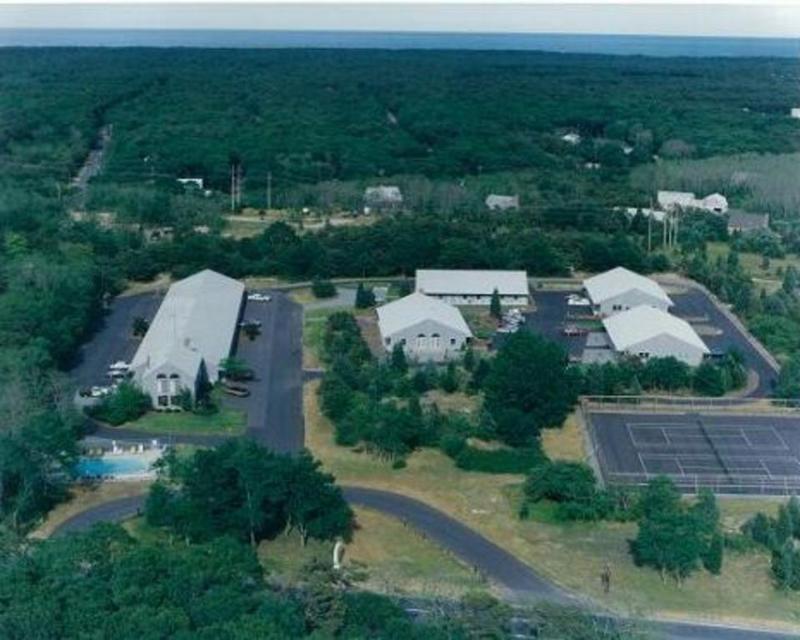 General view Captains-quarters Motel & Conference Center