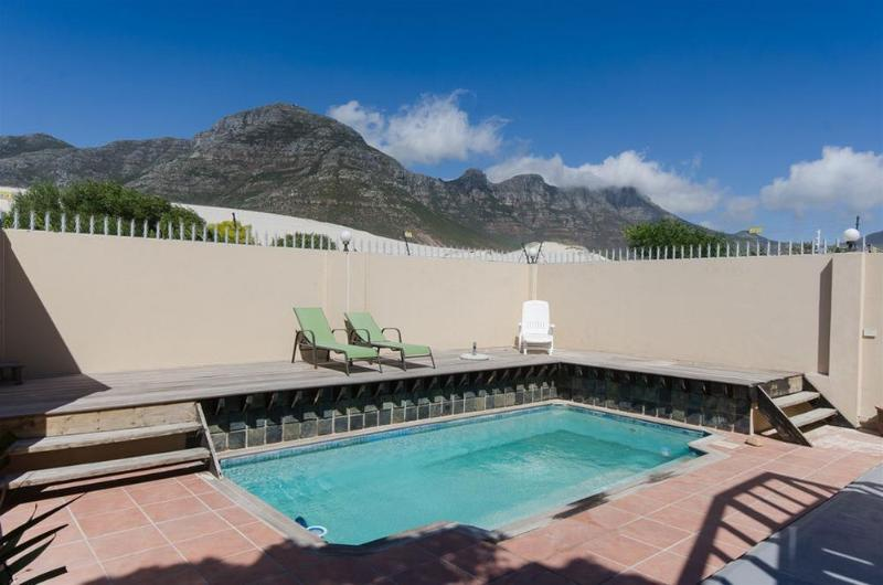 General view Beach House Hout Bay