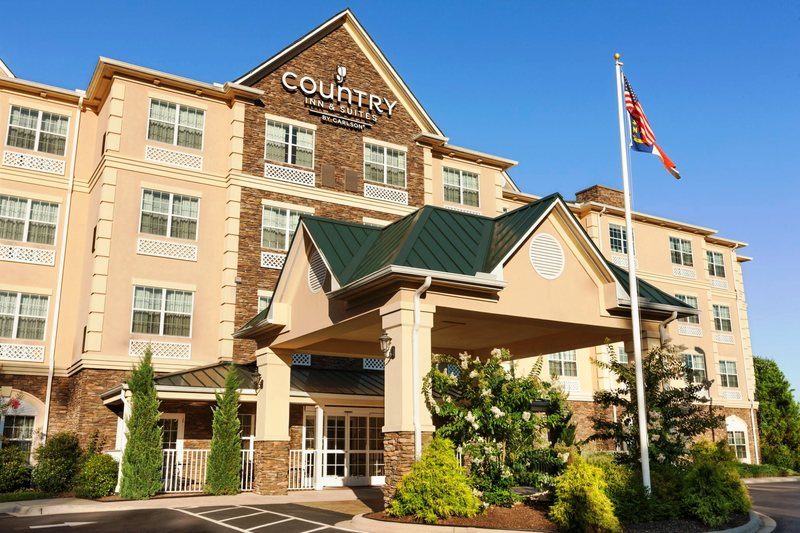General view Country Inn & Suites By Radisson, Asheville West (