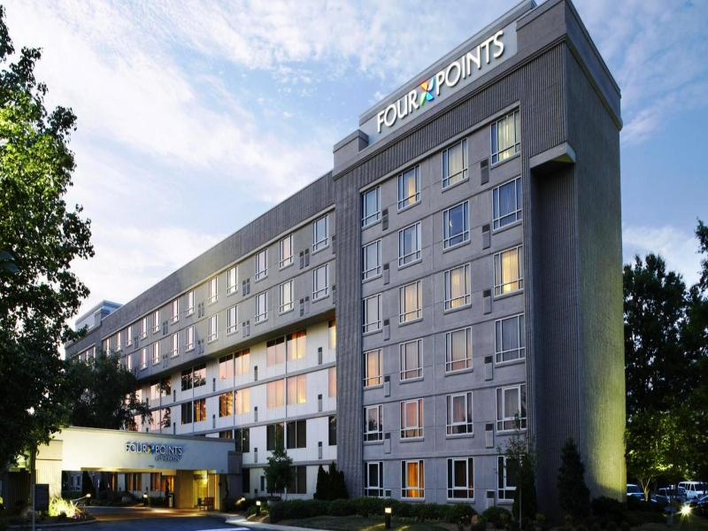 Four Points by Sheraton Charlotte - Hotel - 7
