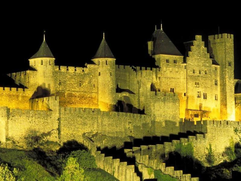 General view Etap Carcassonne La Cité