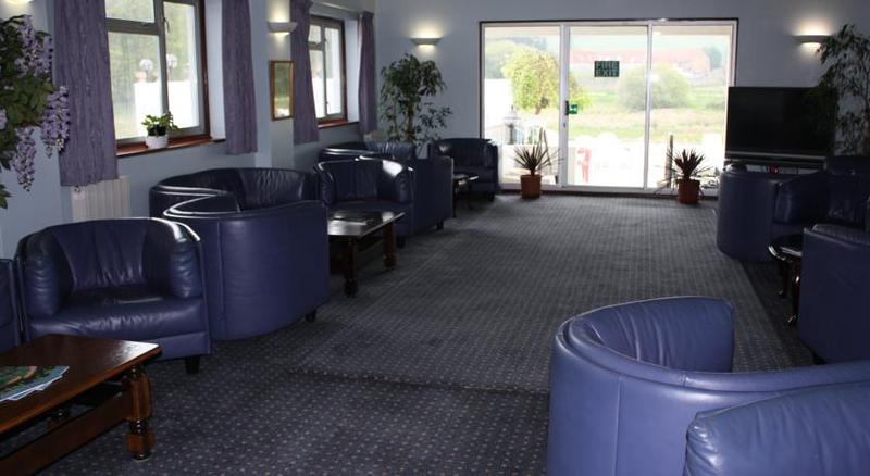 Lobby Talana Hotel