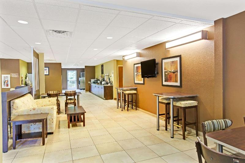 Restaurant Microtel Inn & Suites By Wyndham Bryson City