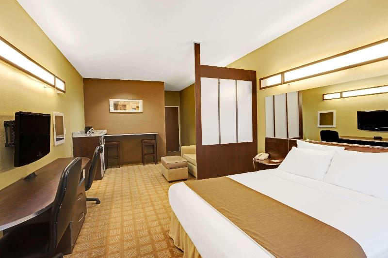 Room Microtel Inn & Suites By Wyndham Bryson City