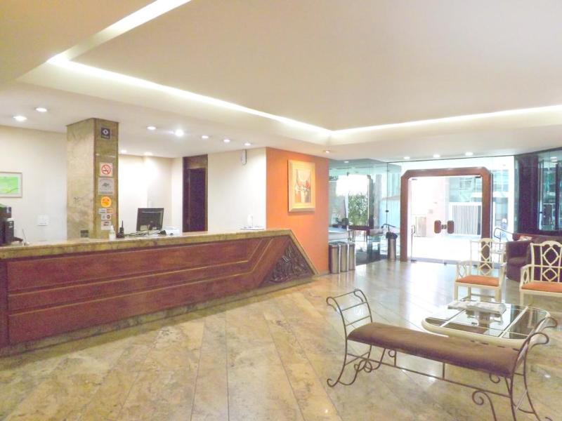 Lobby Duomo Park Hotel