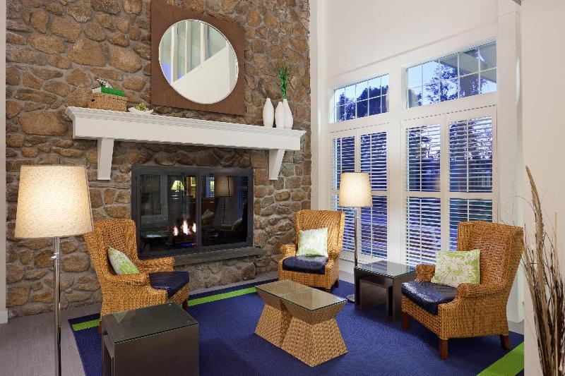 Lobby Holiday Inn Cape Cod-falmouth