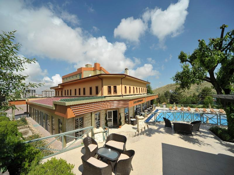 Foto del Hotel Dinler Hotels Nevsehir del viaje turquia cultural playas maravillosas