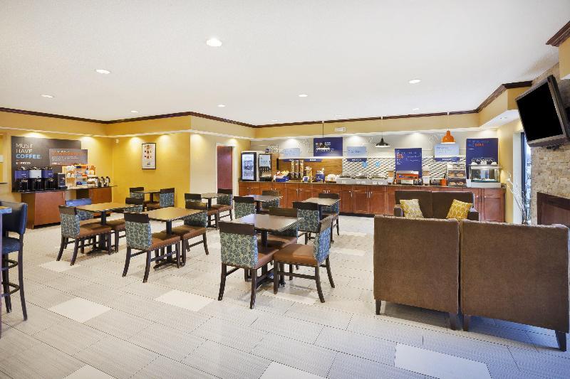 Restaurant Holiday Inn Express & Suites Circleville