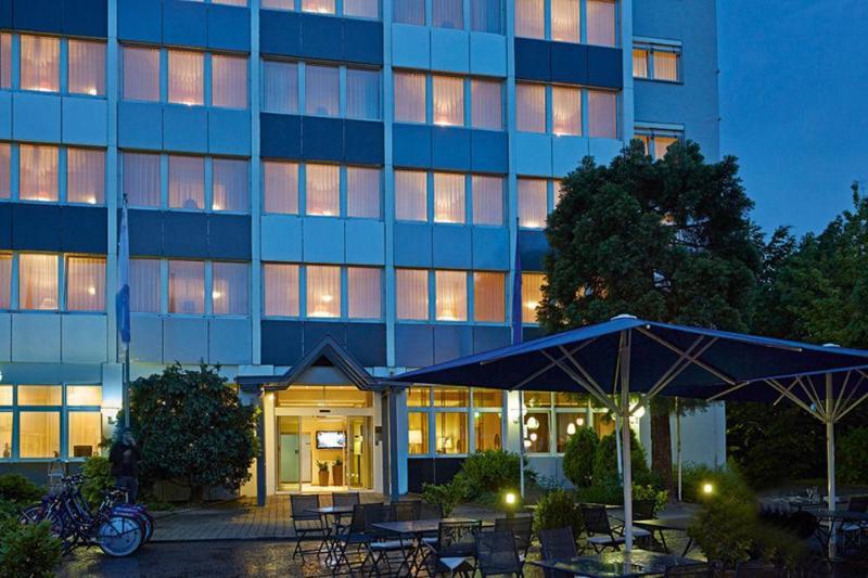 General view Seaside Residenz Hotel Chemnitz