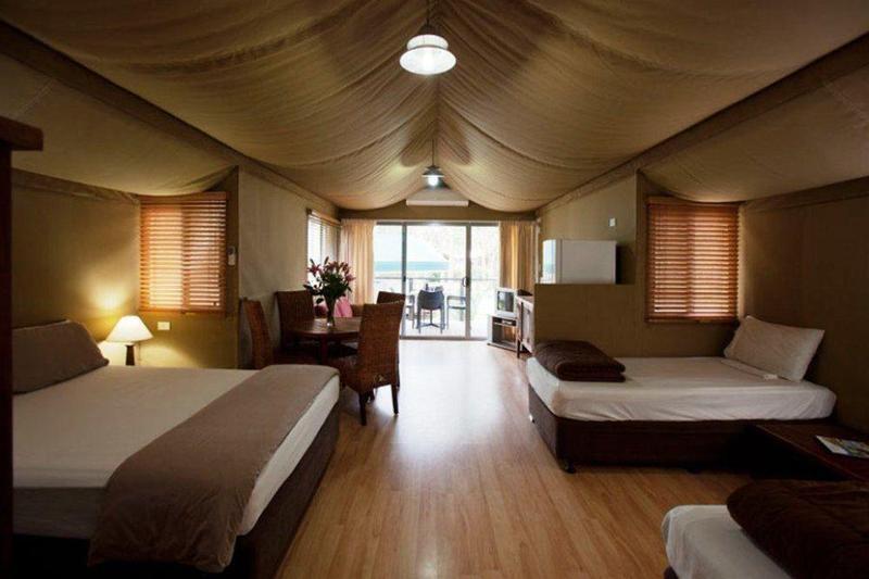 General view Ocean Beach Resort
