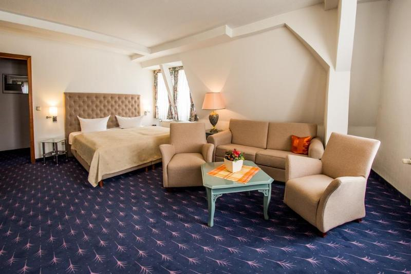 General view Hotel Fürsteneck