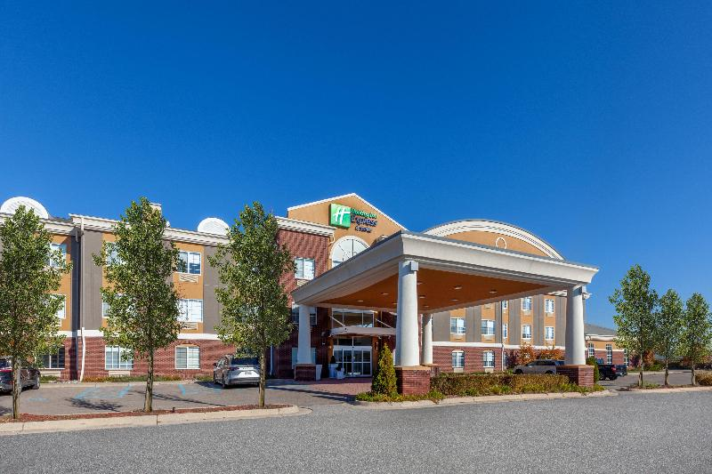 General view Holiday Inn Express & Suites Woodhaven