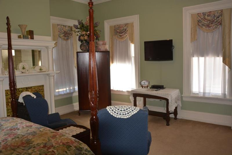 General view Page House Bed And Breakfast
