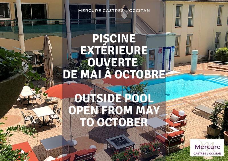 Pool Mercure Castres L Occitan