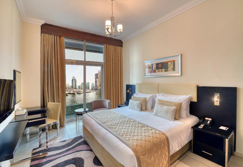 Pearl Marina Hotel Apartments - Room - 10