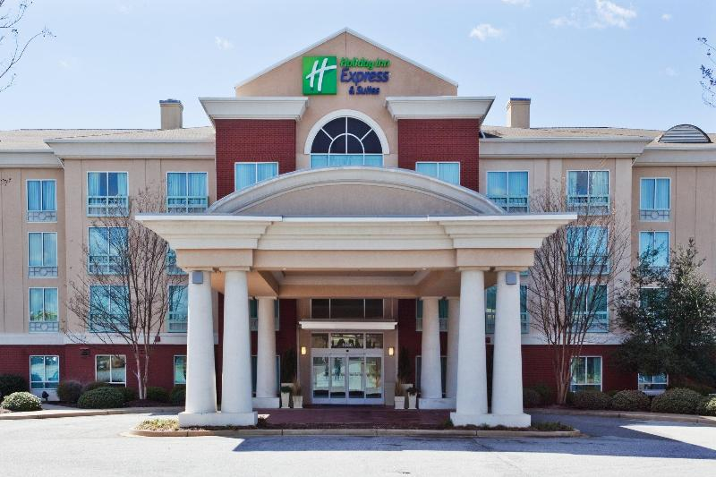 General view Holiday Inn Express Hotel & Suites Greenville I-85