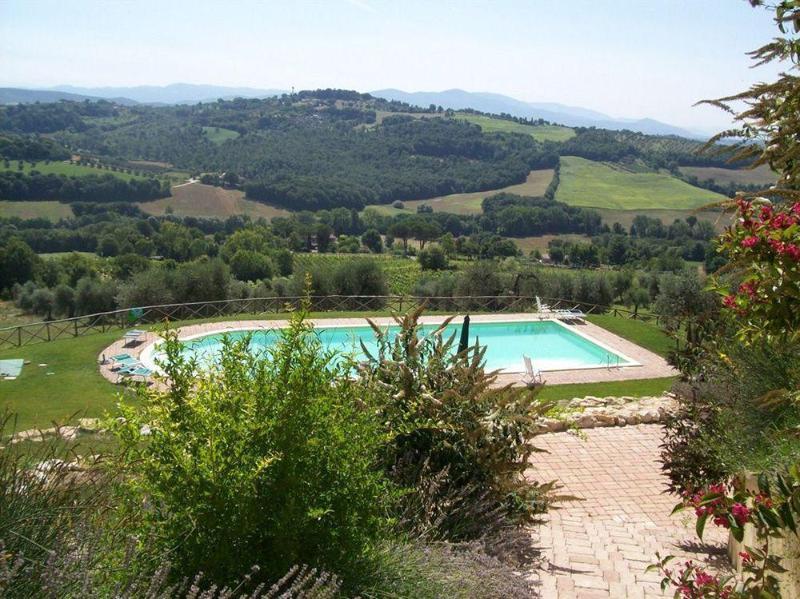 General view Tenuta Pizzogallo